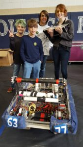 FRC Howdy Bots at Remix 2016